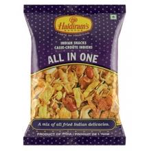 原装进口印度Haldiram's小吃indian snacks all in one