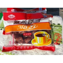 云南地方小吃曲靖陆良麻依馓子300克陆良水馓子油炸糕点甜食点心