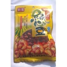 云南保山绿豆 绿心蚕豆110克 刘叶食品 保山特产 保山小绿豆零食